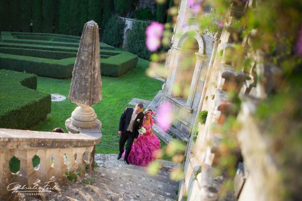 giardini della foce matrimonio sposi reportage wedding toscana